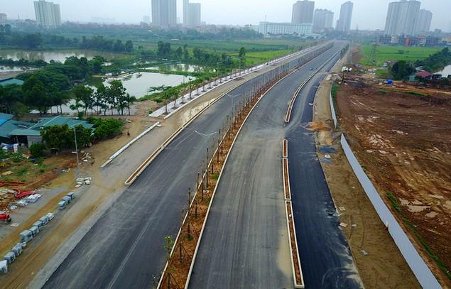 Tuyến đường 1.500 tỷ kết nối 3 quận sắp khánh thành - ảnh 2