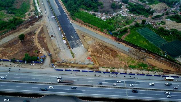 Tuyến đường 1.500 tỷ kết nối 3 quận sắp khánh thành - ảnh 3