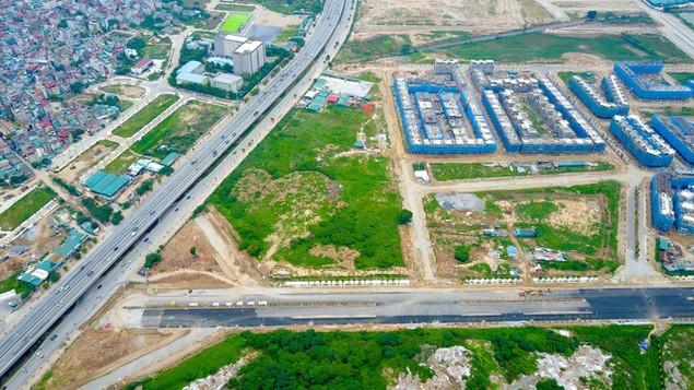 Toàn cảnh tuyến đường nghìn tỷ đang gấp rút hoàn thành tại Hà Nội - ảnh 4