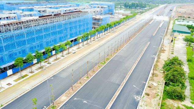 Toàn cảnh tuyến đường nghìn tỷ đang gấp rút hoàn thành tại Hà Nội - ảnh 6