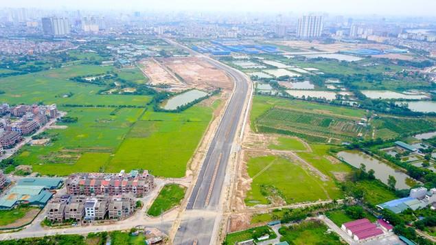 Toàn cảnh tuyến đường nghìn tỷ đang gấp rút hoàn thành tại Hà Nội - ảnh 7