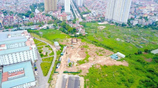 Toàn cảnh tuyến đường nghìn tỷ đang gấp rút hoàn thành tại Hà Nội - ảnh 10