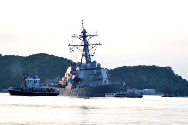 Con tàu vừa trải qua đợt bảo dưỡng với chi phí lên tới 21 triệu USD.