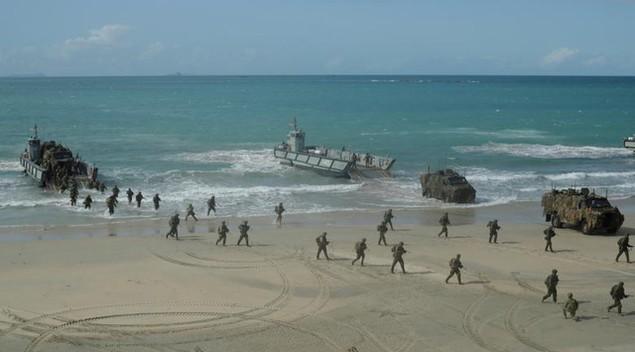 Mỹ - Australia rầm rộ tập trận quân sự chung lớn nhất - ảnh 1