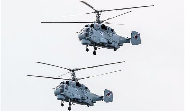 Tàu chiến, máy bay Nga duyệt binh trong Ngày Hải quân - ảnh 7