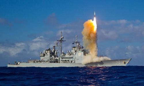 Lá chắn bảo vệ Guam trước tên lửa đạn đạo Triều Tiên - ảnh 1