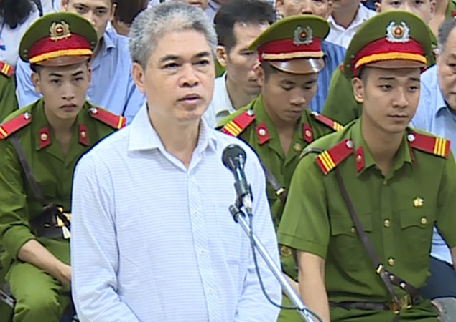Phó tổng giám đốc Tập đoàn Dầu khí Việt Nam bị bắt - ảnh 1