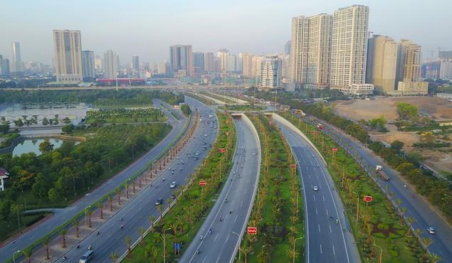 Năm tuyến đường hơn tỷ USD hiện đại nhất Thủ đô - ảnh 2