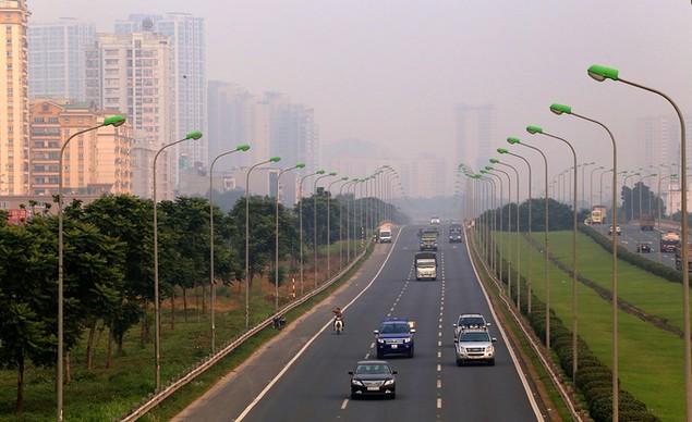 Năm tuyến đường hơn tỷ USD hiện đại nhất Thủ đô - ảnh 3