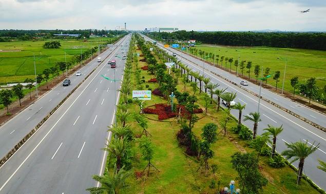 Năm tuyến đường hơn tỷ USD hiện đại nhất Thủ đô - ảnh 6