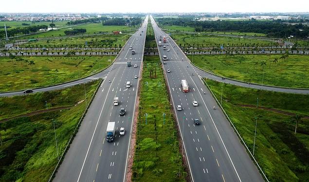 Năm tuyến đường hơn tỷ USD hiện đại nhất Thủ đô - ảnh 8