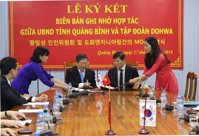 Nhiều cơ hội đầu tư vào các KKT, KCN tại tỉnh Quảng Bình - ảnh 1